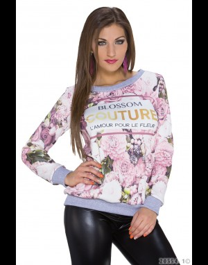 Sweater - multicolor 20554-1