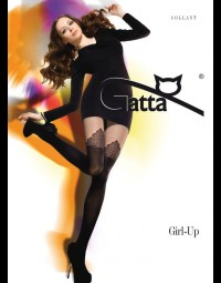 Gatta Girl-Up 50/20 DEN - zwart RFR-5841-09